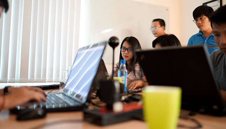 Vietnamese youth are highly motivated to learn