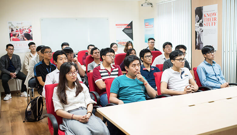 Orient Software does its part to train young people