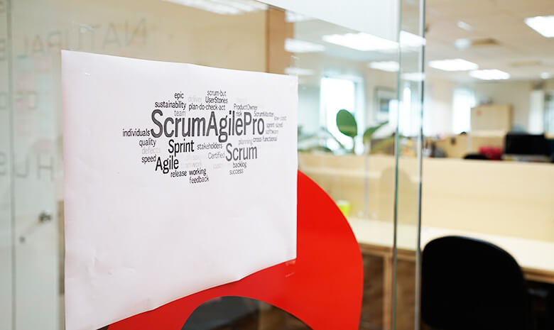 Scrum in relation to other methodologies