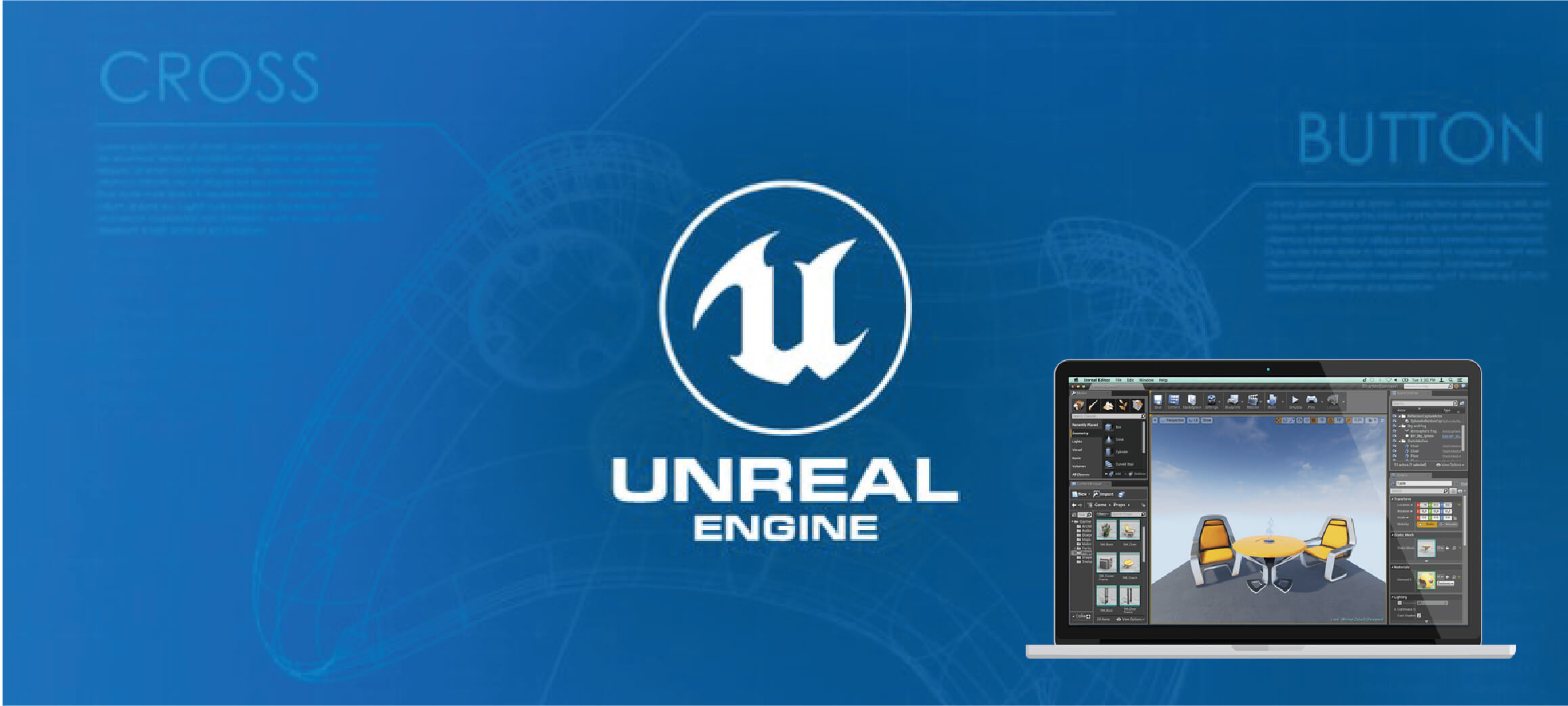 """Unreal Engine"""