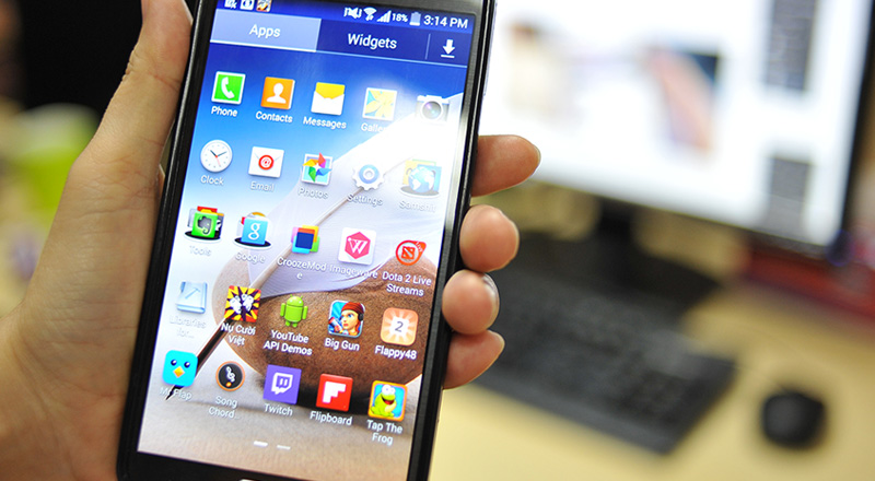 Why Businesses Choose Android For Developing Mobile Apps