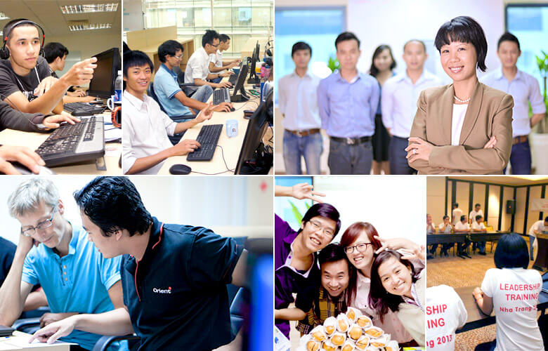 Orient Software recognized as Top 40 ICT company in Vietnam